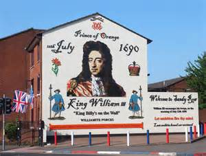 Murals On Wall mural at corner of sandy row and linfield road belfast