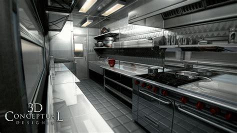 Houston Design Center Food Truck | heavy duty mobile restaurant equipment mobile food news