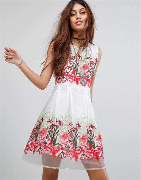Koko Premier White Wisnu 1 rd koko rd koko prom dress with floral embroidery