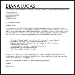 Pastry Chef Cover Letter Sample – Pastry chef cover letter