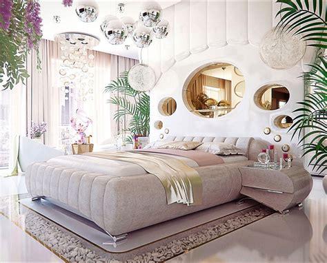 luxury bedroom interior design     woman drool roohome