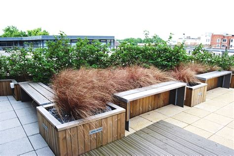 Design Planters by Street Design Projects Page Planters Seating Amp Street