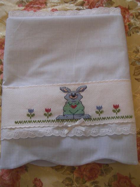 lenzuolini culla lenzuolino per culla quot coniglietti azzurri quot bambini per