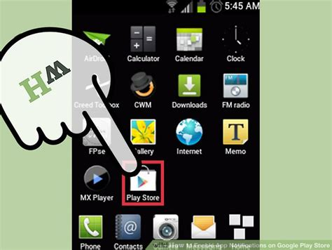 Play Store Notification How To Enable App Notifications On Play Store 4 Steps