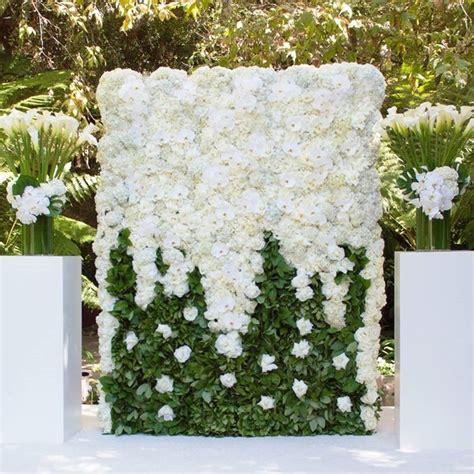floral decor 72 best flower wall images on pinterest backdrops