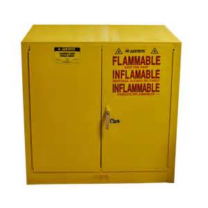Justrite Flammable Liquid Storage Cabinet Justrite 25330 Flammable Liquid Storage Cabinet For Sale Price Service Repair