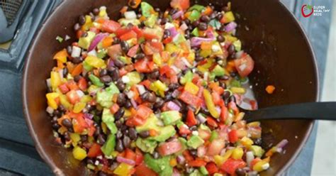 How To Bring Salad To A Potluck by Potluck Pepper Salad Healthy Ideas For