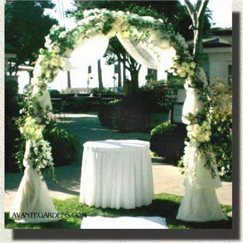 Wedding Arch Decor Diy by Diy Wedding Arch Wedding Arch Decor Wedding