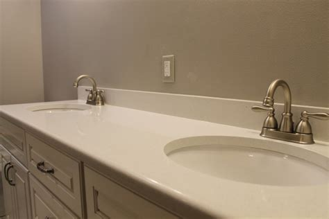 two sink bathroom countertop quartz bathroom countertop color white custom