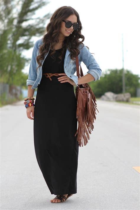 best 25 black maxi dresses best 25 black maxi ideas on black