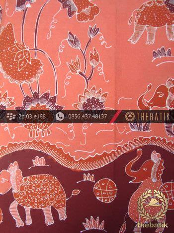 Jual Sho Kuda Di Cirebon jual batik tulis cirebon motif gajah thebatik co id