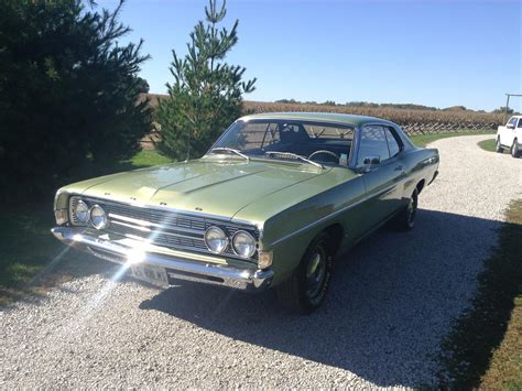 68 Ford Fairlane by 1968 Ford Fairlane For Sale Classiccars Cc 1032655