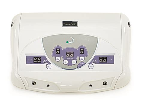 Best Detox Spa Uk by New Pro Dual User Lcd Mp3 Ionic Detox Cell Ion Foot Bath