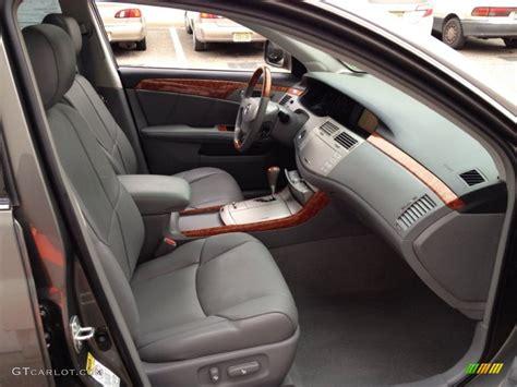 2006 Toyota Avalon Interior 2006 Toyota Avalon Limited Interior Photos Gtcarlot