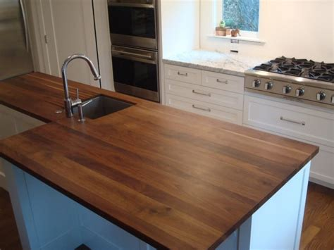r駭 une cuisine en ch麩e massif plan de cuisine bois plan cuisine bois sur enperdresonlapin