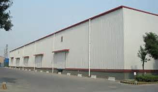 Warehouse Sheds by Metal Structure Prefabricated Warehouse Building
