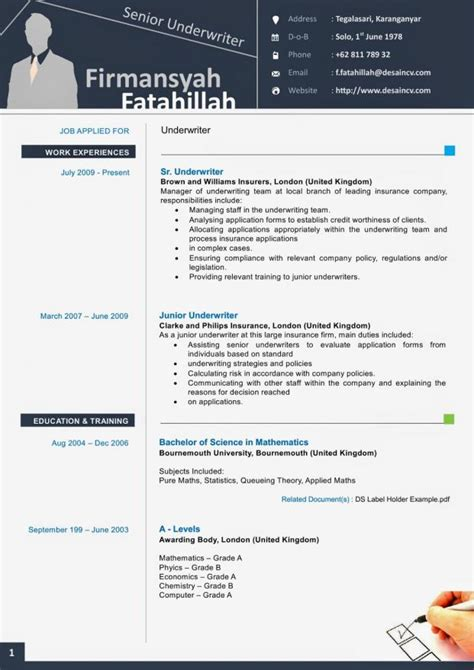 resume templates microsoft word 2010 resume badak