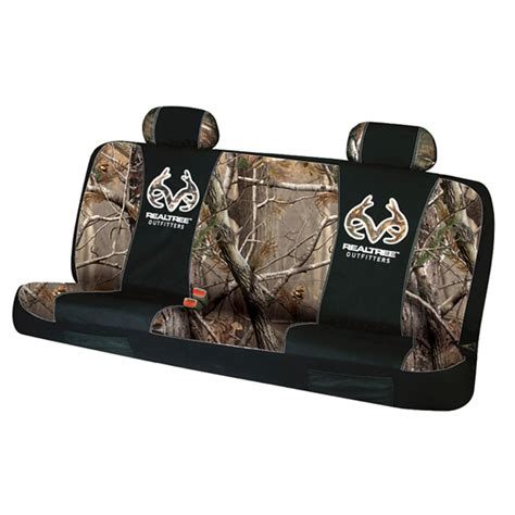 realtree bench seat cover realtree outfitters rsc5002 realtree ap logo bench seat