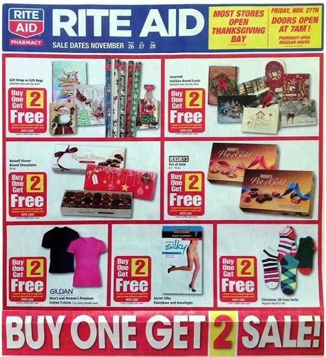 rite aid new years day hours black friday 2015 rite aid s ad shopportunist