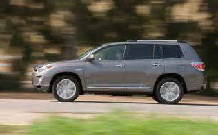 Toyota Highlander 2012 Price 2012 Toyota Highlander Photo Gallery Motor Trend