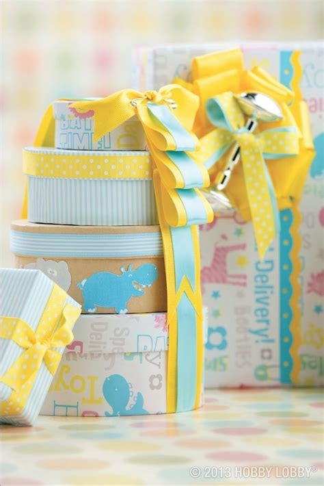 Baby Shower Gift Wrapping Techniques by 144 Best Gift Wrapping Images On Ideas