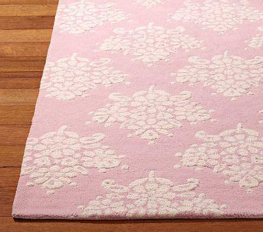 Pink Rug For Princess Themed Nursery Or Toddler Room Pink Rug Nursery