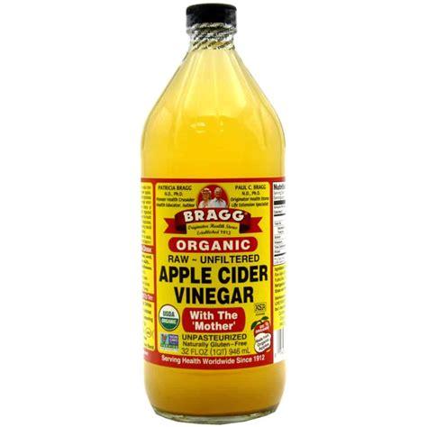 apple cider vinegar bragg organic apple cider vinegar