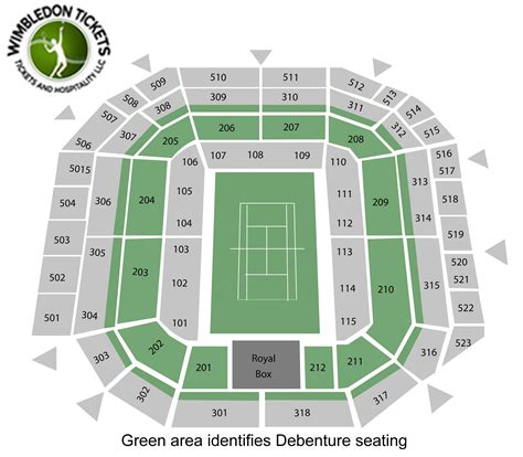 seating plan for centre court wimbledon wimbledon selected events