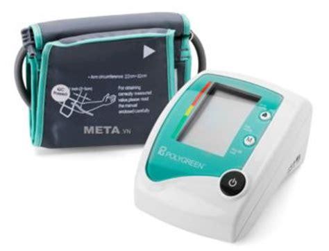Tensimeter Polygreen jual tensimeter digital polygreen 7520 alat tensi