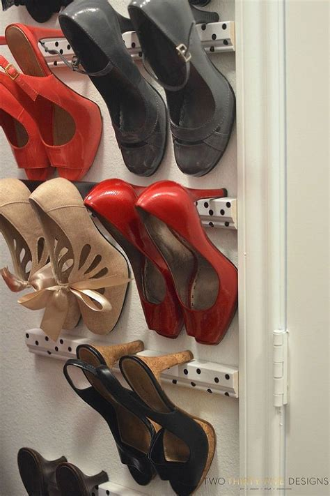 high heel shoe storage