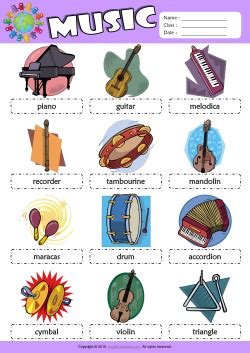 Esol Picture Dictionary
