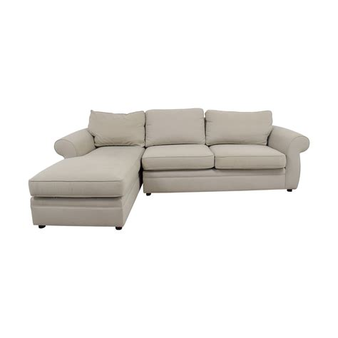 chaise pottery barn sectionals used sectionals for sale
