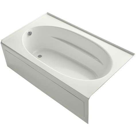 kohler 72 inch bathtub kohler windward 72 quot x 42 quot air bathtub wayfair