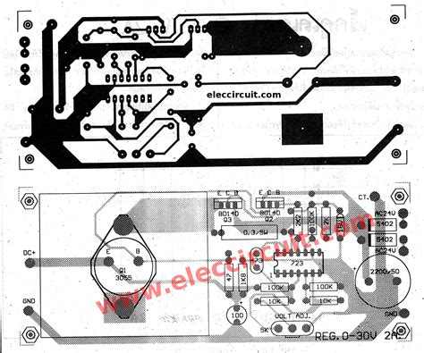 layout pcb power supply cheap adjustable 0 30v 2a laboratory dc power supply