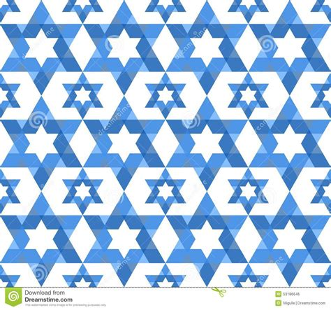pattern vector star star of david pattern stock vector image of passover