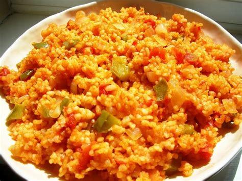 sebzeli hamur toplari tarifi yemek tarifleri sebzeli bulgur pilavı s 252 per anneden kolay yemek tarifleri