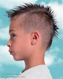 mohawk haircuts for boys mowhawk hairstyle for little boys