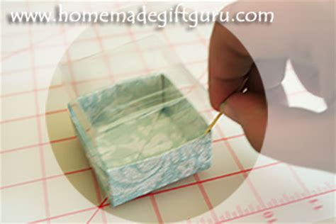 How To Make Handmade Gift Boxes - how to make gift boxes with clear lids