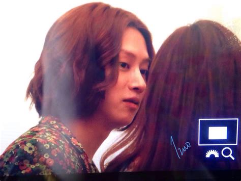 is it goo to cut hair with a razor naver goo hara kim heechul needs to cut his long hair