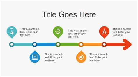 design of experiment exle ppt simple flat timeline design for powerpoint slidemodel