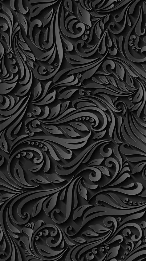 black pattern wallpaper iphone 6 black pattern find more black white android iphone