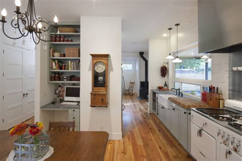kitchen alcove ideas farmhouse kitchen farmhouse kitchen by rauser design