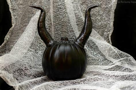 maleficent pumpkin  halloween