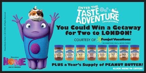 Adventure Sweepstakes - dreamworks animation s home prize pack giveaway funtastic life