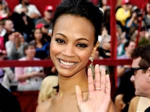 avatar actress crossword avatar s saldana i ve been turned down roles because i
