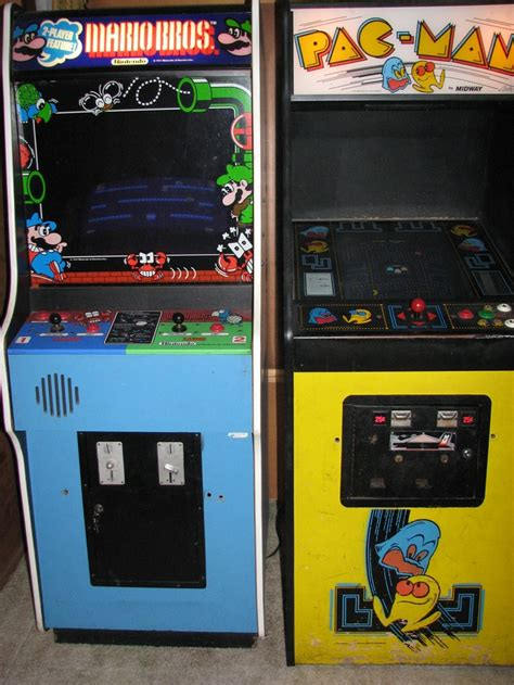 super pac man arcade cabinet 15 best images about acevedo arcade on coins