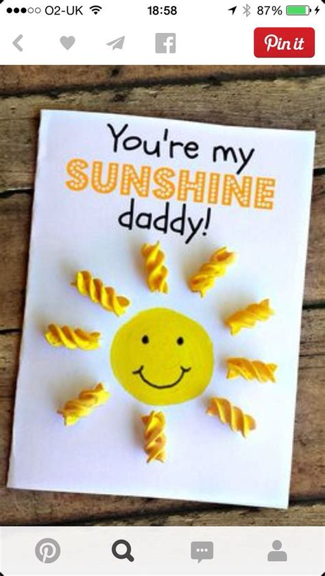 fathers day ideas to make s day card craft ideas fathers day crafts