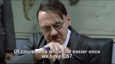 hitler reacts to the new adobe creative cloud 推酷