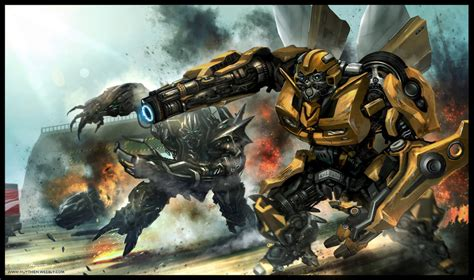 transformers painting transformers 3 fan by thiennh2 on deviantart