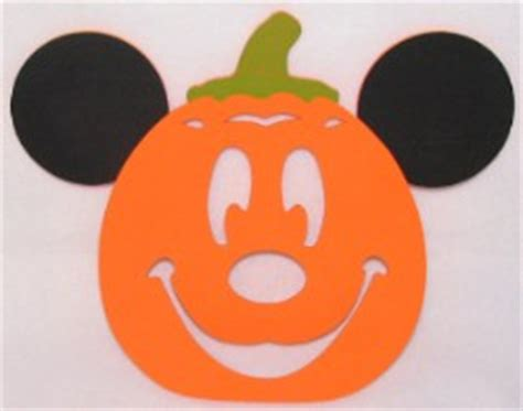 mickey mouse pumpkin faces your wdw store disney placemat pumpkin